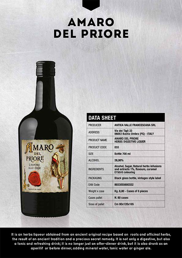 Amaro del Priore